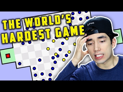 The World's Hardest Game (99% Fail)