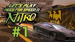 Let's play Need for Speed: Nitro part 1