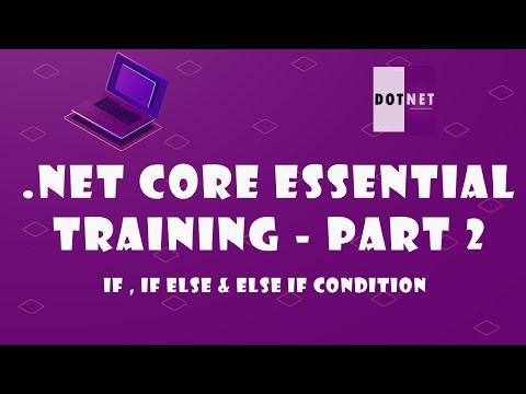 C# Tutorial - .NET Core 3.0 Essential Training  (Part -2) thumbnail