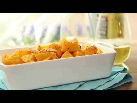 Squash Recipes - How to Make Roasted Butternut Squash