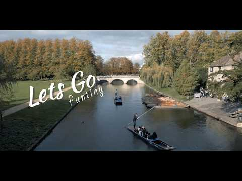 Autumn Tour With Let's Go Punting | Punting In Cambridge 2019