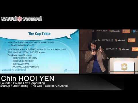 Startup Fundraising | Hooi YEN