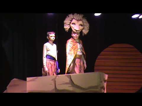 Miller Middle School Lion King Jr