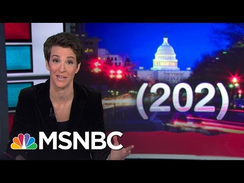 DC Madam Lawyer: Files Would Alter 2016 Race | Rachel Maddow