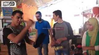 مصر العربية | خفة اليد وسرعة الحركة.. سر جيكا ساحر الشارع