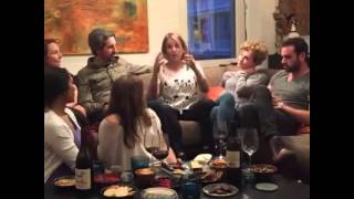 Esther Perel, Moran Cerf, and friends talk about Relationship and Desire