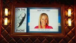 Mary Kay Cabot of The Plain Dealer on Johnny Manziel Starting Vs Bengals