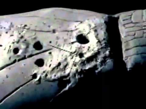 Apollo 20 - Alien Spaceship On The Moon and Ebe Mona Lisa ... Alien Spaceship On The Moon