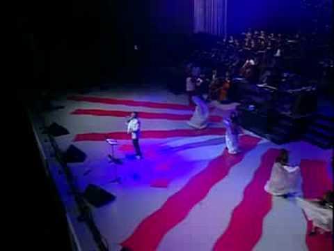 A.R.Rahman Concert LA, Part 27/41, Nahim Samne,