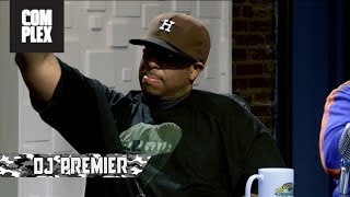 DJ Premier on The Combat Jack Show Ep. 1 (Origins of Notorious B.I.G.