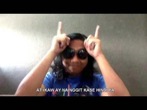 Gwiyomi / Kiyomi Tagalog Version by Sir Rex Kantatero (Hari) with Lyrics OFFICIAL