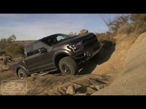 2017 Ford F-150 Raptor: Sights and Sounds