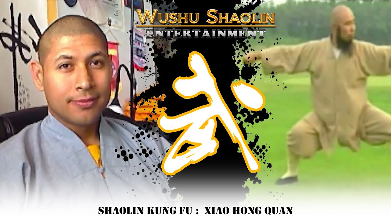 Shaolin Kung Fu Tutorial : Xiao Hong Quan 小洪拳