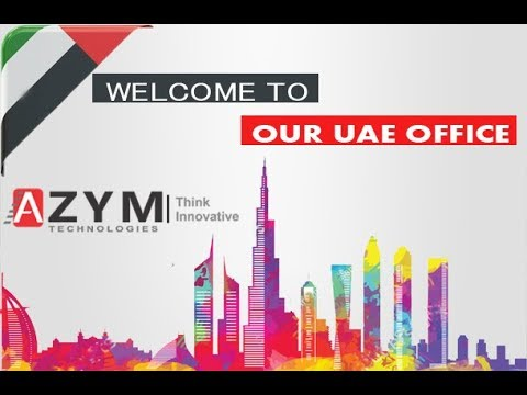 Welcome To Our UAE Office