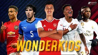 Top 10 Wonderkids in Football 2020 (U-20) ● The Future of Football