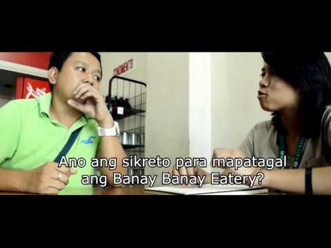 Banay Banay Eatery (Documentary project)