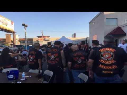 Toys 4 Tots Kickoff Party 2016 Marine Riders Las Vegas