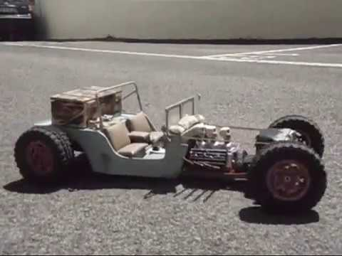 rc scaler jeep willys rat rod rusty youtube. Black Bedroom Furniture Sets. Home Design Ideas