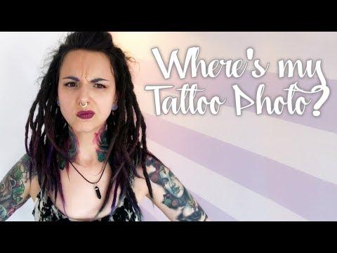 My Tattoo Artist Didnt Post My Ask Tattoo Artist
