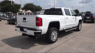 2017 gmc sierra 2500hd crew cab denali dallas fort worth richardson mckinney plano