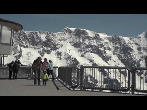 Schilthorn, Gimmelwald, Mürren, Trümmelbach Falls, Lauterbrunnen Valley, Interlaken,  Switzerland