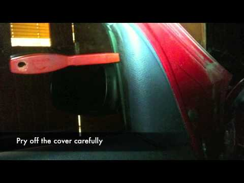 Renault Clio Door Panel Removal Youtube
