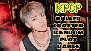 THE ULTIMATE NEW KPOP RANDOM PLAY DANCE [ROLLERCOASTER]