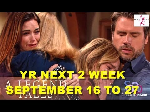 The Young And The Restless Spoilers Next 2 Week  September 16 -  September 27, 2019  YR Spoilers