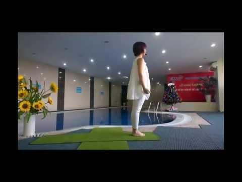 [Yoga trị liệu] Bài tập chào mặt trời chữa bệnh khớp, tim, duy trì độ dẻo dai cơ thể.