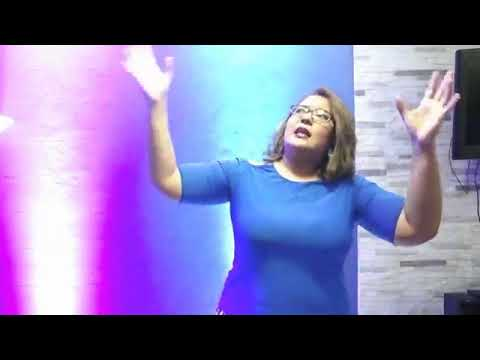 Predica # 172 ALIMENTO PARA EL ALMA - Pastora Veronica Calderon