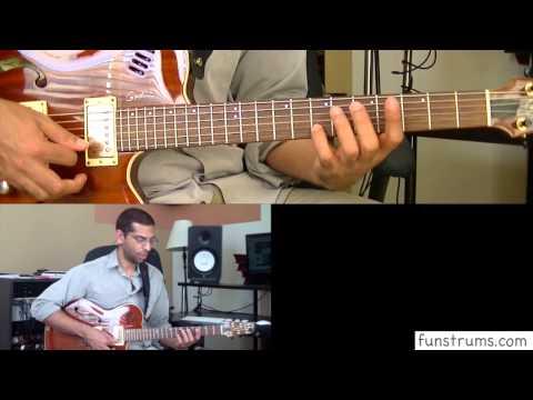 Close To You (Maxi Priest) - Guitar Chords Lesson