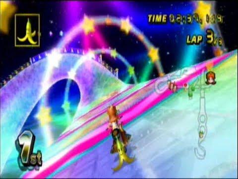 Let's Play Mario Kart Wii Wi-Fi/Online Racing! 05: Radiant on Rainbow Road