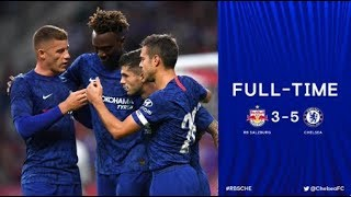 Red Bull Salzburg vs Chelsea | Friendly Match • All Goals