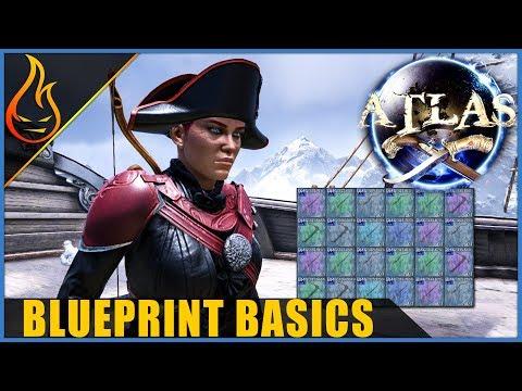 Atlas The Basics Of Blueprints Guide