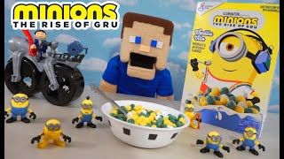 Eating Minions 2 CEREAL - Rise…