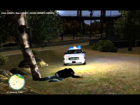 GTA IV - LCPDFR - COPS - Chattanooga Police