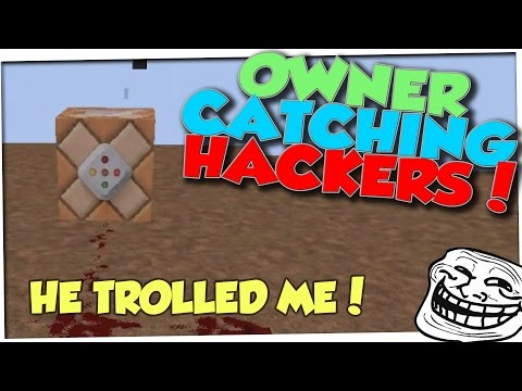 HACKER ACTUALLY TROLLS ME! - Owner Catching Hackers (Ep 15)