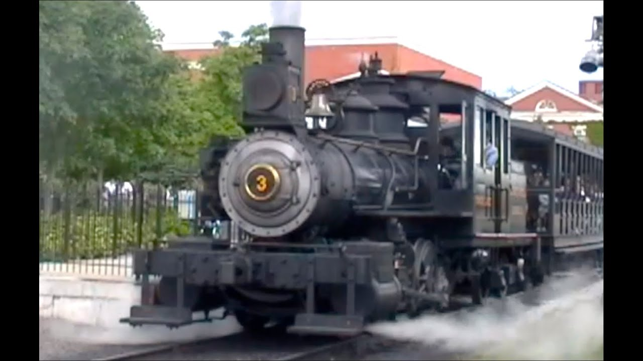 Greenfield Village Steam Train  Henry Ford Museum  YouTube