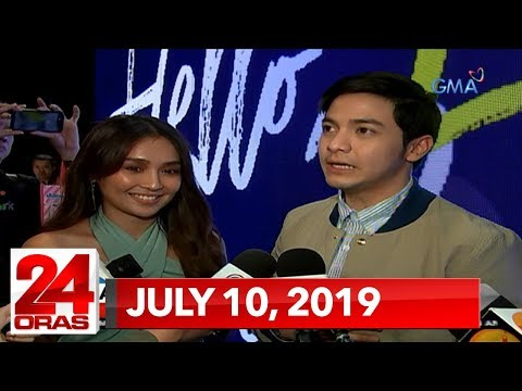 24 Oras: July 10, 2019 [HD]