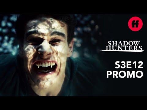 Shadowhunters   Season 3, Episode 12 Promo   Simon Tries to Destroy the Mark of Cain