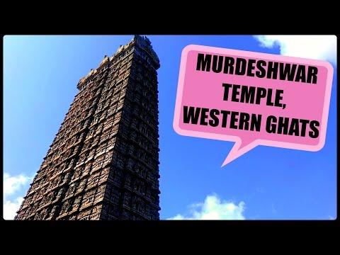 Murudeshwar Temple, Western Ghats, Karnataka