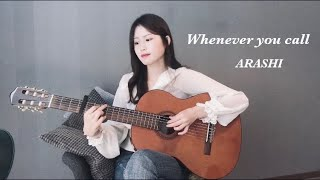 Download Mp3 Arashi 嵐-아라시 -whenever You Call 和訳付きacoustic Cover By Seay