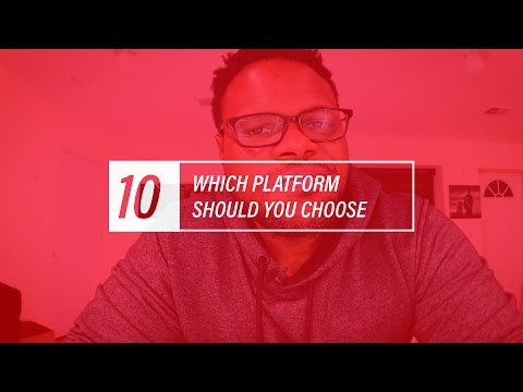 10 Which social media platform is right for you