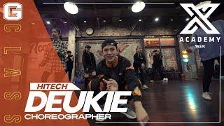 DEUKIE X G CLASS   CHOREOGRAPHY VIDEO