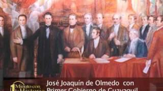 El 9 de Octubre 1820 - Un minuto con la historia del Ecuador