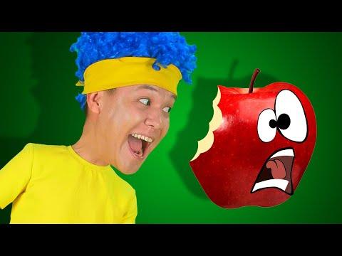 ¡Dulce apple! | D Billions Canciones Infantiles