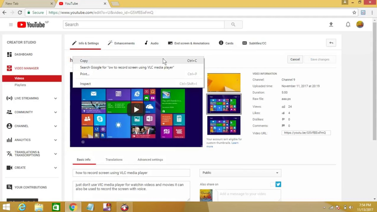 Download you tube videos using ytd video down loader youtube download you tube videos using ytd video down loader ccuart Choice Image