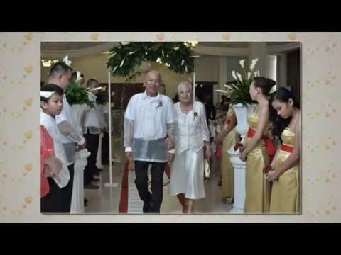 TOM & CARLA WEDDING SLIDESHOW/VIDEO