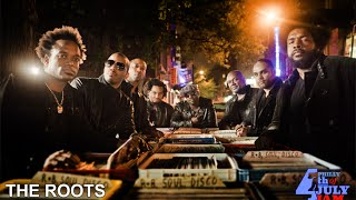 The Roots - Live in Philadelphia July 4th 2015 (Part 1)