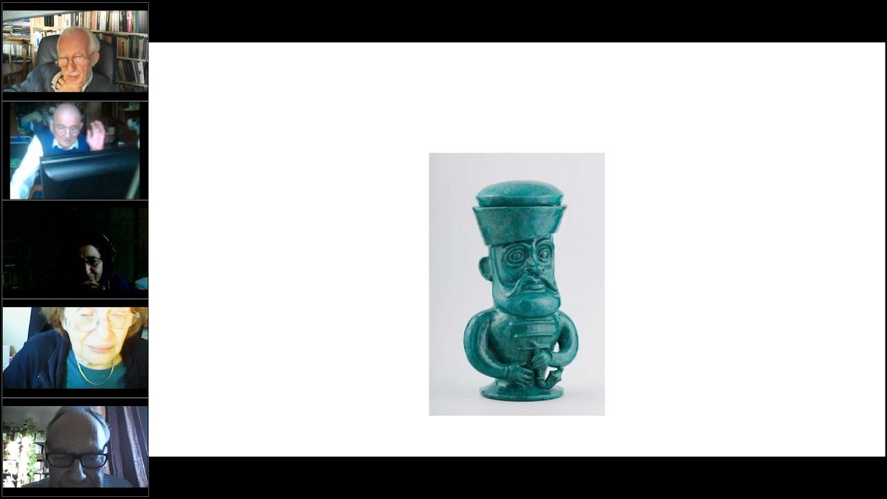 A 60-as évek művészete - Gádor István- Az online előadás sorozat 23. előadása